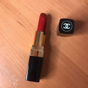 Used. Chanel rouge coco 💄 lipstick.